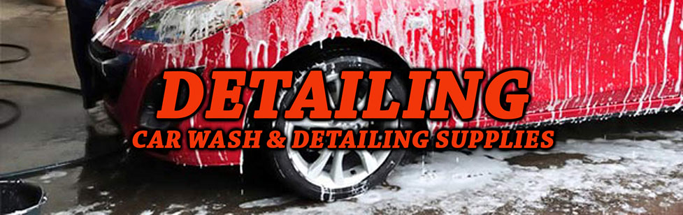 Car Wash and Detailing Supplies