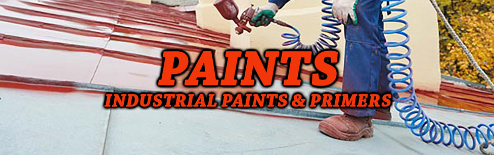 Industrial Paints and Primers